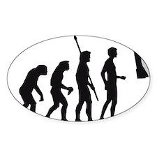 Evolution Astronaut 2c Decal