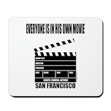 SAN FRANCISCO (HIS) Mousepad
