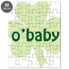 obaby shamrock_dark Puzzle