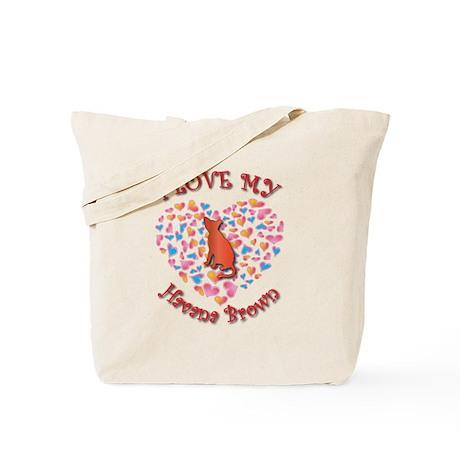 Love My Havana Tote Bag