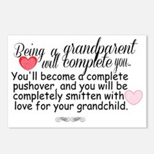 being a grandparent  Postcards (Package of 8)