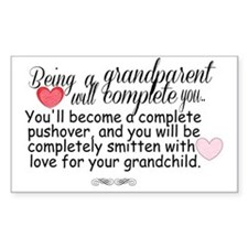 being a grandparent  Decal