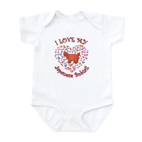 Love My Bobtail Infant Bodysuit