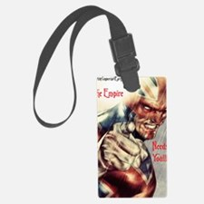 The Empire Needs You!!! Luggage Tag