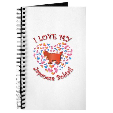 Love My Bobtail Journal