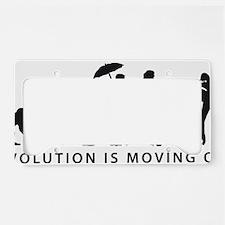 Evolution Ballett 2 License Plate Holder