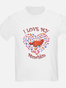 Love My Munchkin Kids T-Shirt