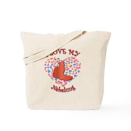 Love My Nebelung Tote Bag