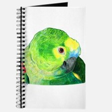 Blue-Fronted Amazon Journal