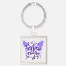 I Fight Lupus For My... Keychains