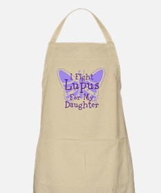I Fight Lupus For My... Apron
