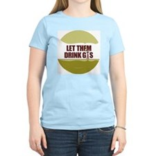 No Fracking - Let Them Drink T-Shirt