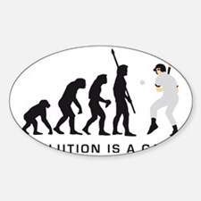 Evolution Baseball 06-2011 B 3c Decal