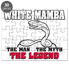 WhiteMambaWHITE Puzzle