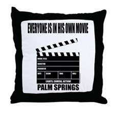 PALM SPRINGS(HIS) Throw Pillow