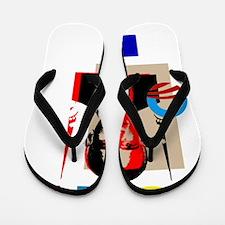 obamaFB copy Flip Flops