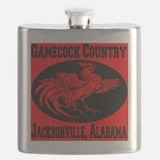 gamecock_country_fighting_cock Flask