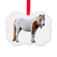 Filly Cutout Ornament
