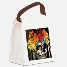 Mayan Rainbow Canvas Lunch Bag