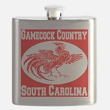 gamecock_country_south_carolina_reverse Flask