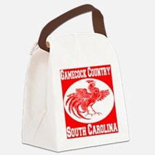 gamecock_country_south_carolina_r Canvas Lunch Bag