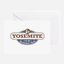 Yosemite National Park Greeting Cards