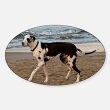 Great Dane 8 Decal