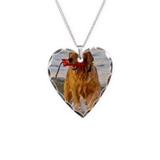 Golden Retriever 9 Necklace