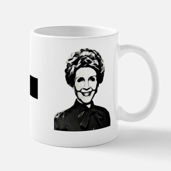 NegativeNancyWhiteImage Mug