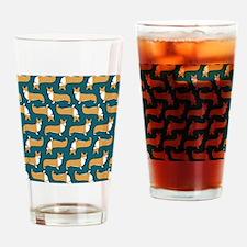 corgipillow Drinking Glass