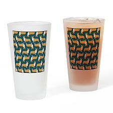 corgipillow2 Drinking Glass
