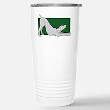 StretchingWeimTrans Travel Mug