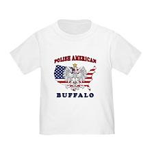 Buffalo New York Polish T