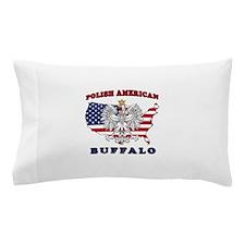 Buffalo New York Polish Pillow Case