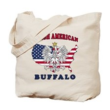 Buffalo New York Polish Tote Bag