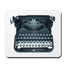 antique typewriter Mousepad