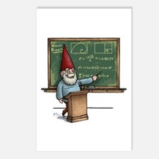 Knowledge Gnome Postcards (Package of 8)