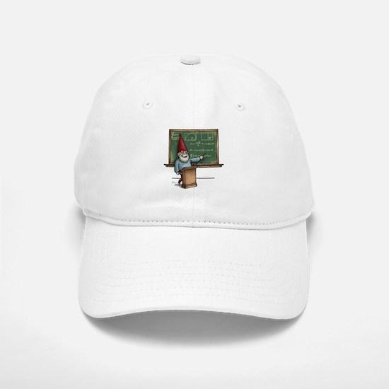 Knowledge Gnome Baseball Baseball Cap