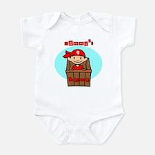 Daddy's Treasure Infant Bodysuit