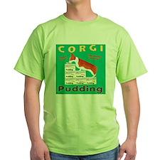 Square Corgi 1 T-Shirt
