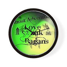 Ghost Adventures4 Wall Clock
