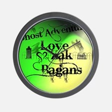 Ghost Adventures4 Wall Clock