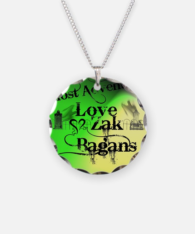 Ghost Adventures4 Necklace