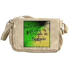 Ghost Adventures4 Messenger Bag
