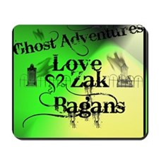 Ghost Adventures4 Mousepad