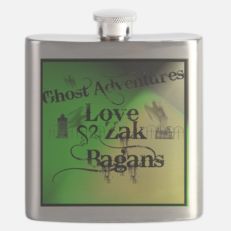 Ghost Adventures4 Flask