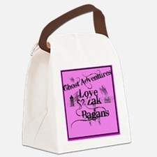 Ghost Adventures3 Canvas Lunch Bag