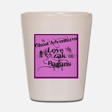 Ghost Adventures3 Shot Glass