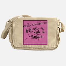 Ghost Adventures3 Messenger Bag