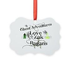 Ghost Adventures5 Ornament